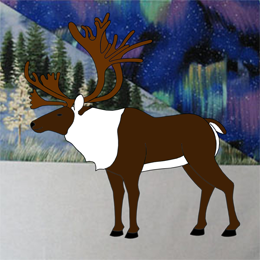 Great Alaska Wild Life Quilt Patterns from It's Sew Easy! - Alaska